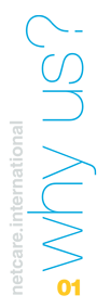 Netcare International - Why Us